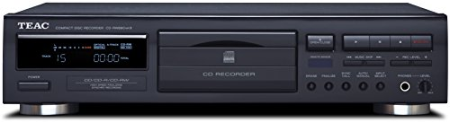 TEAC CD-RW890MK2-B CD Recorder (Black)