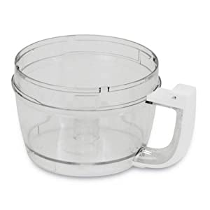 KitchenAid 9-Cup Food Processor Work Bowl : Needed but Way too pricey. Will trash the appliance