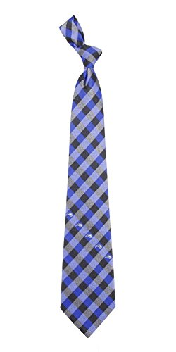 Philadelphia 76ers Check Poly Necktie by Eagles Wings