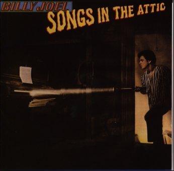 SONGS IN THE ATTIC (20bit/ENHANCED) (Attic Joel The In Songs)