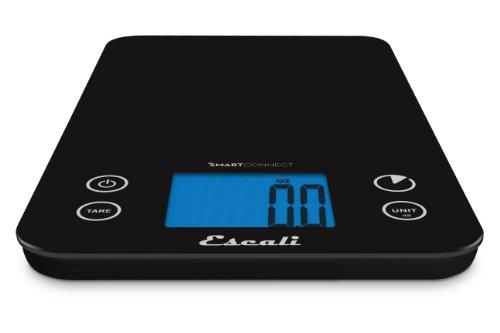 Escali Smart Connect Bluetooth Kitchen Scale