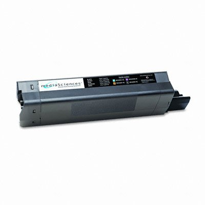 Media Sciences MDAMS3200KHC Ms3200Khc Toner Cartridge, (Hc Black Toner Computers)