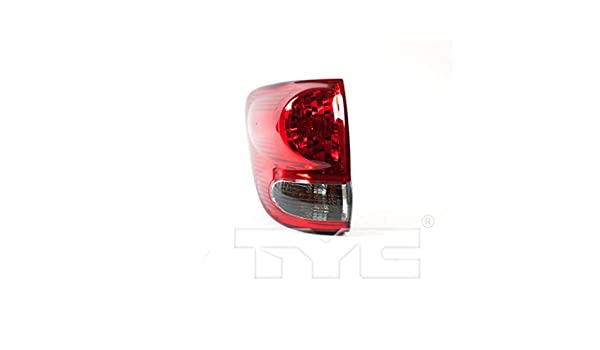 TYC 11-6114-00-9 Replacement Tail Lamp Compatible with TOYOTA SEQUOIA
