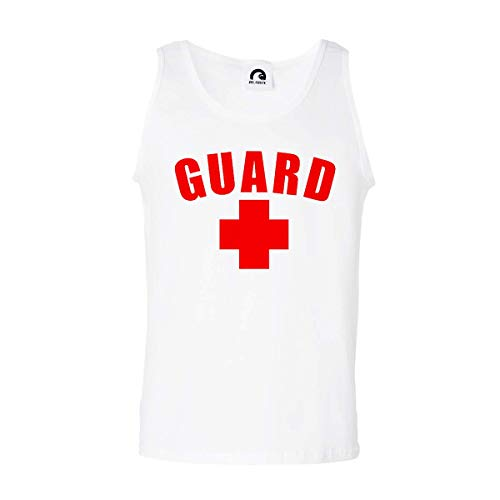 BLARIX Guard Tank Top (White,