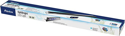 Aqueon Fixture Optibright LED Light, 30-36""