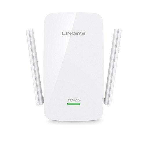 Linksys AC1200 Boost EX Dual-Band Wi-Fi Range Extender