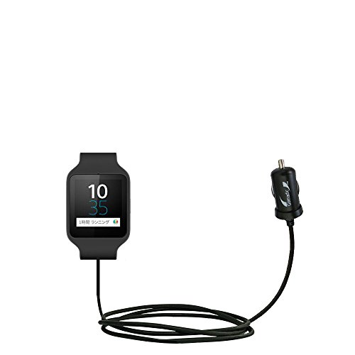 Price comparison product image Mini 10W Car / Auto DC Charger designed for the Sony SWR50 with Gomadic Brand Power Sleep technology - Designed to last with TipExchange Technology