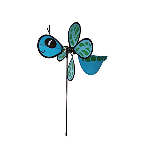 In the Breeze Baby Dragonfly Garden (Dragonfly Whirligig)