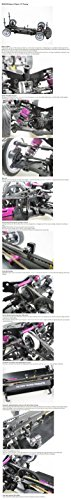 Frp Rear Suspension (3racing Xi Sport)