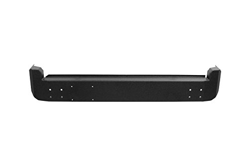 (Body Armor 4x4 TC-2961 - Black - Steel Rear Bumper for 2005-2013 Toyota Tacoma)