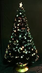 Christmas Concepts® 84 Inch Black Fibre Optic Christmas Tree with ...