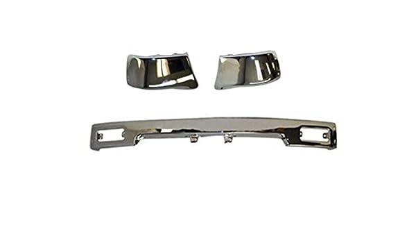 Bundle for 89-91 Toyota Pickup 4Wd //90-91 4Runner Front Bumper Center Bar Chrome