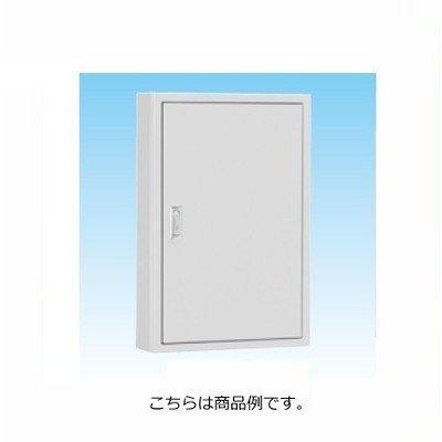 日東工業 盤用キャビネット 露出形 木製基板 B12-358 深さ120mm ライトベージュ色 B01FVNXZGQ