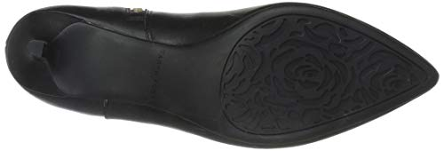Nora Taryn Rose Black Boot Women's Ankle w17qEY1