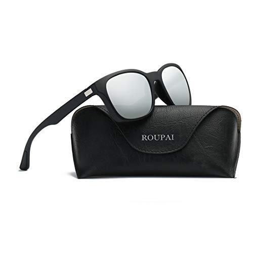 Gray Lentes polarizadas Glasses Green Clarity Hombres de UV400 Sun Color para Exteriores de Gafas WEATLY protección Sol para xCRpWwTn