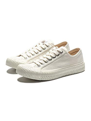 White Gold Flat Top - EXCELSIOR Unisex Street Style Bolt Low-top Vulcanized Fashion Sneakers