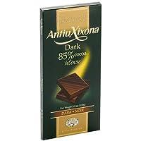Pack 4 Tabletas Chocolate de 120g marca Antiu