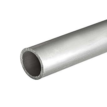 "Seamless 6061-T6 Aluminum Round Tube 3-1//2/"" OD x 1//2/"" Wall x 24/"" long"