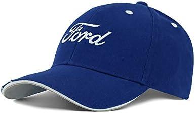 Ford Lifestyle Collection - Gorra de béisbol - para Hombre Azul ...