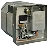 Suburban SW12D Gallon Gas and Electric Water Heater with Dark Spark Ignition