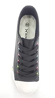 xing Black Fencing Shoe For Girls