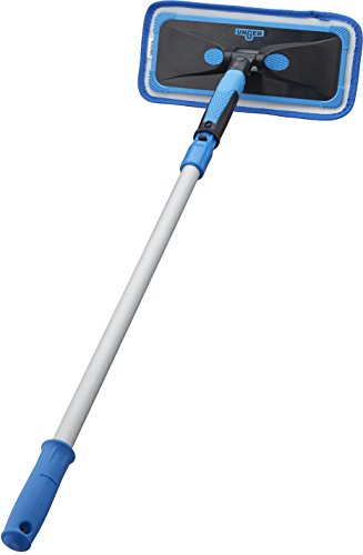 Unger Professional ProClean Indoor Window Cleaning Kit with 2ft Pole by Unger