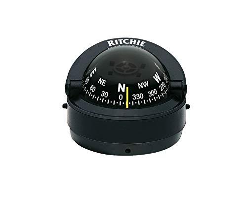 "Compass, Surface Mount, 2.75"" Dial, Blk."