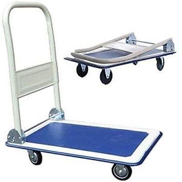 Generic Row Cart Flat At Hand Ba Heavy Duty Folding Amazoncouk