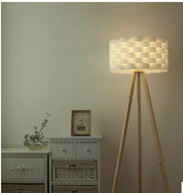 CU@EY Die modernen Holzmöbeln Stehleuchte, H148cm 1-light