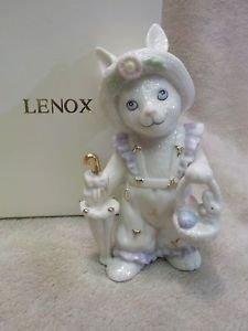 Lenox Easter Stroll Bunny. (Lenox Bunny)