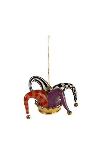 MacKenzie-Childs Jester Hat Ornament