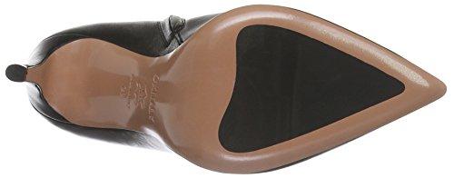 Oxitaly STELLA 230 - Botas de caña baja con tacón para mujer Negro