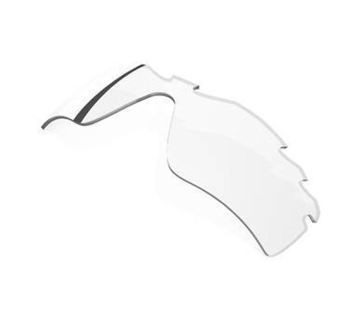 Oakley Men's Radar Path Sunglasses Replacement Lens, Clear, 33 mm (Radar Path Sonnenbrillen)