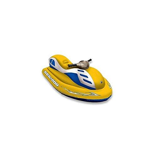 Sea Doo Jet Ski Gonfiabile Aquamate a Motore Elettrico