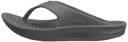 Dolphin Unisex Telic Grey Flip Flop qtwd1