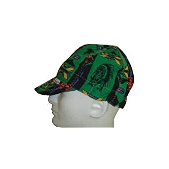 Assorted Prints Comeaux Caps 118-1000-7-7//8 Deep Round Crown Caps 7 7//8