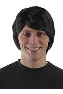 Wig Me Up Pw0174 P6 Herren Perucke Braun Seitenscheitel