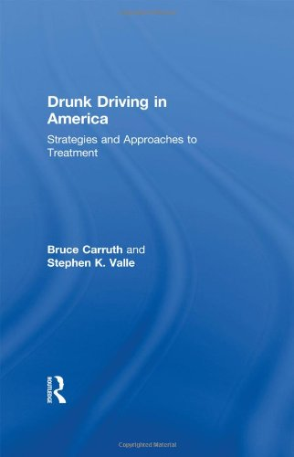 Drunk Driving in America: Strategies and Approaches to Treatment