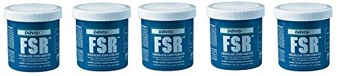 Davis Instruments FSR Fiberglass Stain Remover (16-Ounce) (5-(Pack))