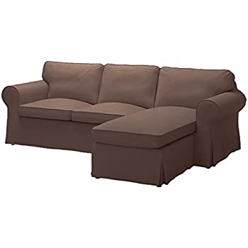 Amazon Com Sofa Cover Only The Heavy Cotton Ektorp Loveseat 2