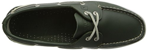 Sperry Top-sider Dames Authentieke Originele Two-eye Bootschoen Groen Leer