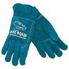 ANCHOR BRAND 300GC LARGE ECONOMY WELDING GLOVE BLUE (Economy Gloves Welding)