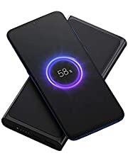 Xiaomi 6934177705700 Mi 10000mAh Wireless Power Bank, Black