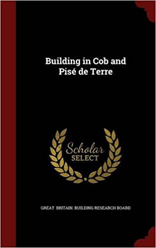 Building in Cob and Pisé de Terre