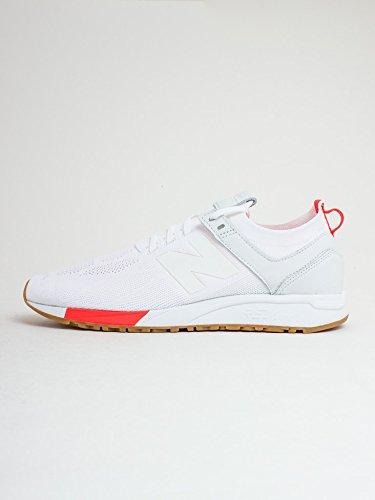 New Balance Mrl247 de White Red