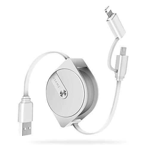 Retractable Cable Compatible Infinix Zero 3 X552 5.5