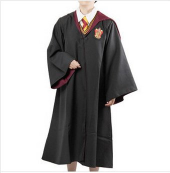 Harry Potter Gryffindor Adult vestido Size S DRESS disfraz Free ...