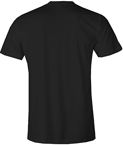 BUUH GESPENST - HALLOWEEN - HERREN - T-SHIRT in Schwarz by Jayess Gr. S