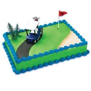 Cake Decorating Golf Figures : Amazon.com: Oasis Supply Cake Decorating Kit, Golf Cart ...