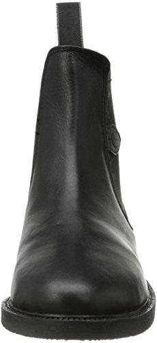 Kerbl Reitstiefelette Classic - Polainas / chaparreras de hípica, color negro, talla 38 negro